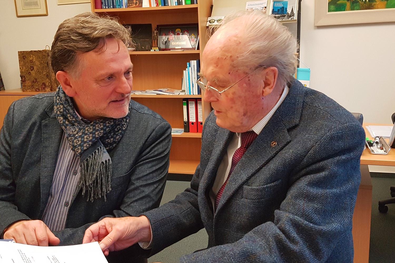 Sven Rüger zum Vorstandsvorsitzenden des BioCon Valley Mecklenburg-Vorpommern e. V. gewählt